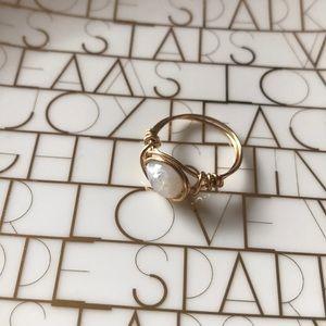 Handmade Wire Ring